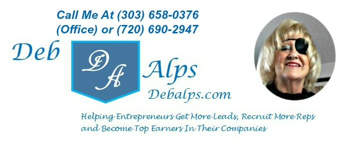 Helping Entrepreneurs Get More Leads, Recruit More Reps, and Become Top Earners In Their Companies